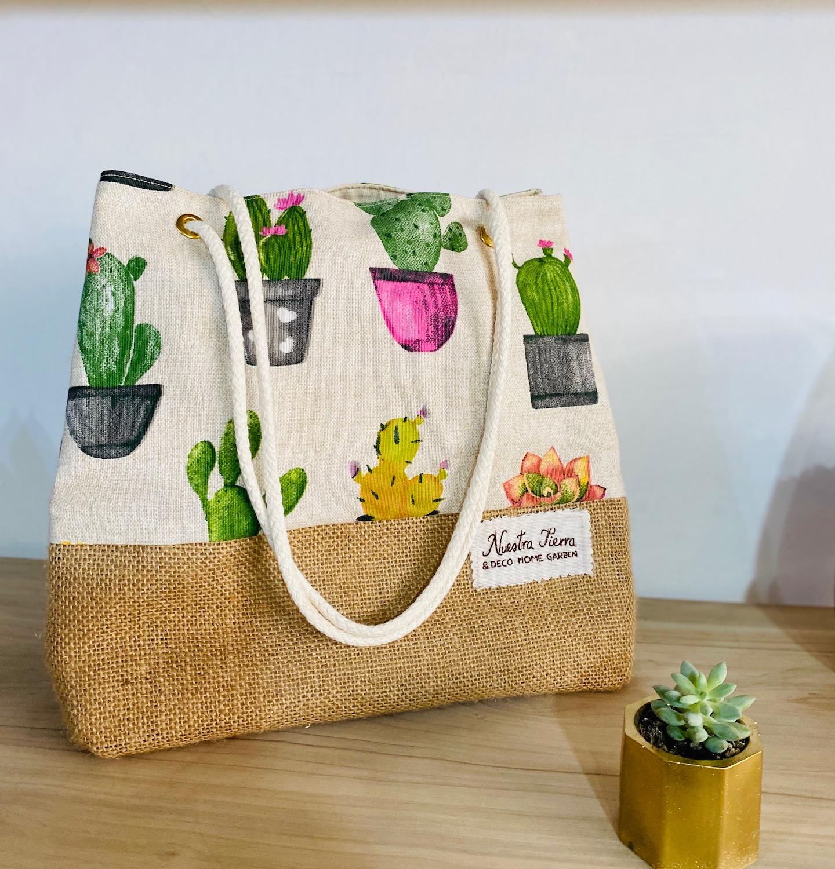 Bolso cartera Cactus