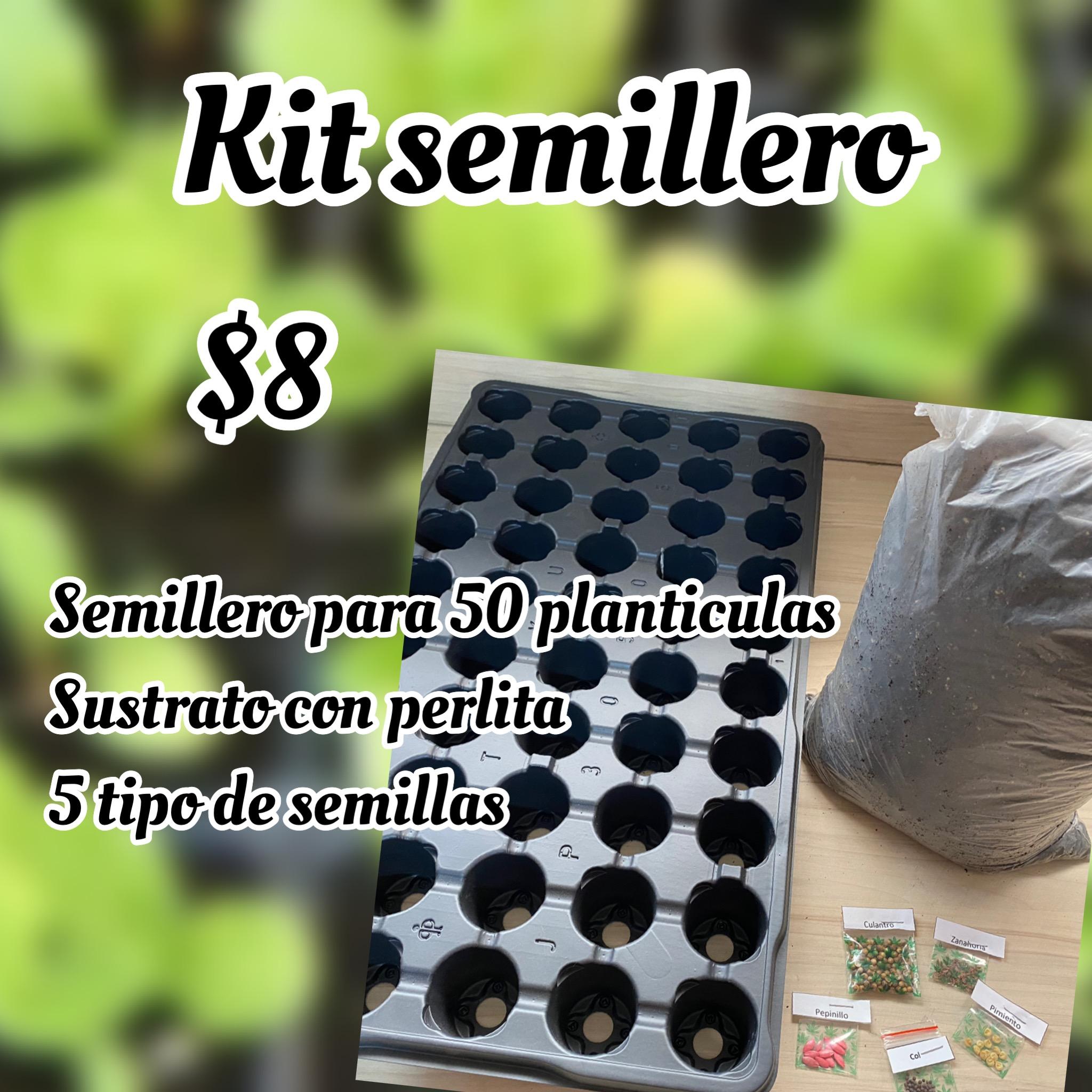Kit semillero
