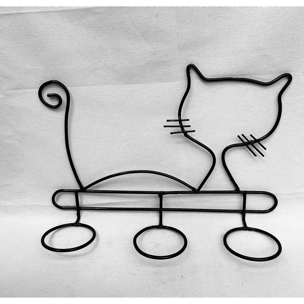 Colgante gato